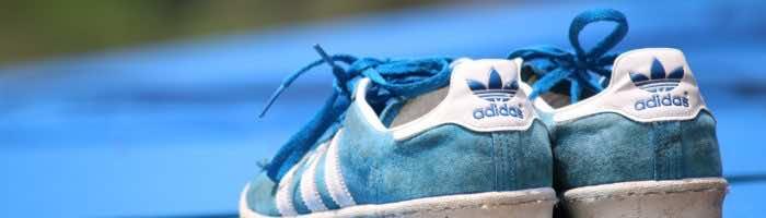 Adidas mit beeindruckendem Start!